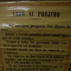 Carteles: CARTELES DE CALLEJA VINTAGE AÑOS 40. Lote 161416478