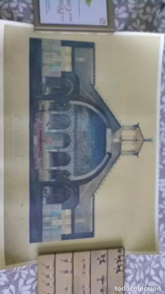ANTONI GAUDI, UNIVERSITAT (Coleccionismo - Carteles Gran Formato - Carteles Varios)