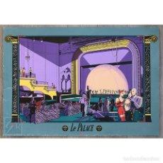Carteles: POSTER CARTEL ~ LE PALACE PARIS ~ 100 X 70 CM. Lote 134555242