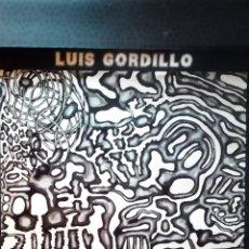 Carteles: CARTEL DE EXPOSICIÓN - LUIS GORDILLO - EN CENTRO JULIO GONZALEZ IVAM - VALENCIA - 1993 -TAMAÑO 70X50. Lote 171368519