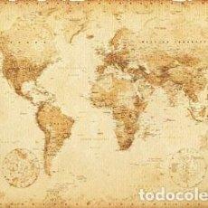 Carteles: MAPA DEL MUNDO (POSTER). Lote 177086352