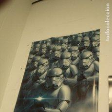 Carteles: CARTEL STAR WARS 1000 X 54 CENTÍMETROS APROXIMADAMENTE. Lote 177890319