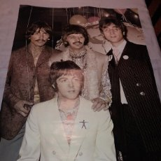Carteles: GRAN POSTER, 3191 THE BEATLES 1967 THE HULTON - DEUCH COLLECTION 1992 WIZARD & GENIUS, 98 X 68 CM.. Lote 180136252