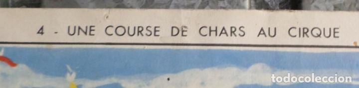 """Carteles: CARTELES DE HISTORIA DE ESCUELA FRANCESES –VII- años 50 – 60 Papel duro """"como la cartulina"""" - Foto 4 - 182905583"""