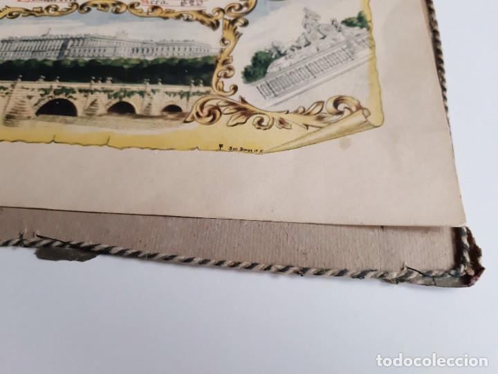Carteles: 1957 CARTEL RECORDATORIO FAMILIAR DE MATRIMONIO AVELY ORLAS MADRID 28.5.X 41.5.CM - Foto 9 - 188396487