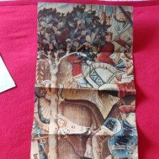 Carteles: GRAN LÁMINA NÚMERO 4 DE PRODUCTOS ROCHE SA. Lote 192284467