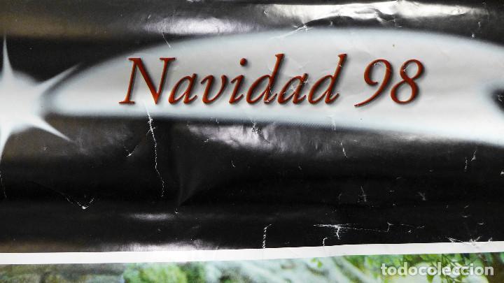 Carteles: CARTEL DE LA NAVIDAD DE 1998 DE LA FUNDACION ALCALDE ZOILO RUIZ-MATEOS SECCION DE BELENISTAS - Foto 5 - 194245455