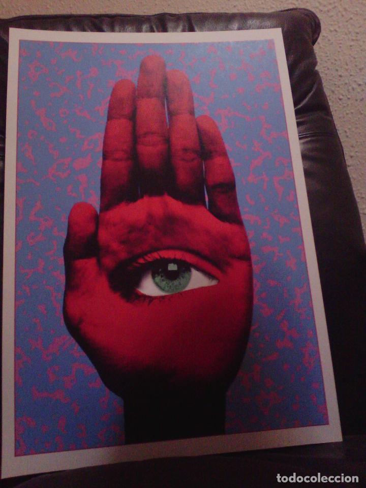 Carteles: Poster Cartel Phicodelico de -Tyler Spangler - Tamaño 48 x 33 cms - Foto 2 - 194254587