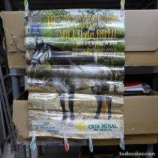 Carteles: VI CONCURSO MORFOFUNCIONAL DE CABALLOS P.R.E. VILLA DE ROTA 2000. Lote 194296435