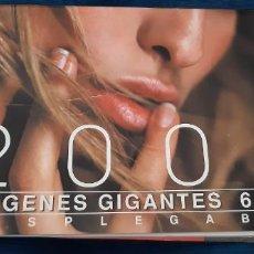 Carteles: CALENDARIO DT 2003 IMÁGENES GIGANTES 60 X 40 DESPLEGABLE . Lote 195462671