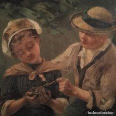 Carteles: ANTIGUO CARTEL MODERNISTA, AÑOS 20. Lote 195493860
