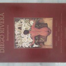Carteles: DIEGO RIVERA.RETROSPECTIVA REINA SOFÍA 1987. Lote 195551536