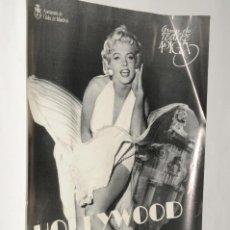 Carteles: POSTER - CARTEL - MARILYN MONROE- HOLLWOOD HOLLWOOD. Lote 199098906