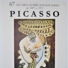 Affissi: PICASSO CARTEL. Lote 202708043