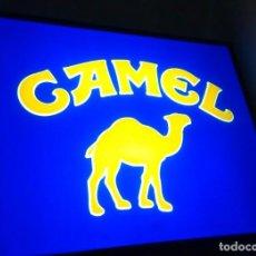 Carteles: CARTEL O LETRERO LUMINOSO CAMEL. Lote 207125968