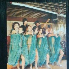 Carteles: CARTEL DEL CONJUNTO MUSICAL THE FOUR IN LOVE. 1976.MIDE 92X65CMS. Lote 210545573