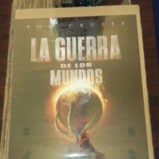 Carteles: POSTER LA GUERRA DE LOS MUNDOS 60X90 SPIELBERG TOM CRUISE. Lote 214712275