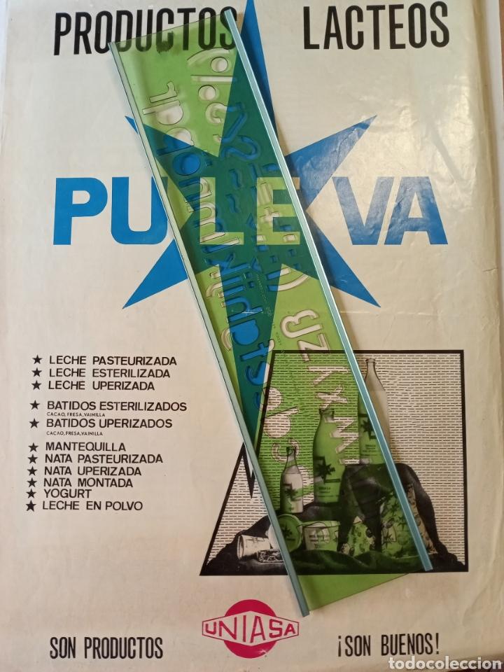 CARTEL PATRIA 1970 VIRGEN DE LA ANGUSTIAS PULEVA BONAL (Coleccionismo - Carteles Gran Formato - Carteles Varios)