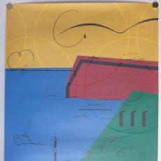Affissi: CARTEL OLIMPIADAS BARCELONA 92/CLARET SERRAHIMA. Lote 216970031
