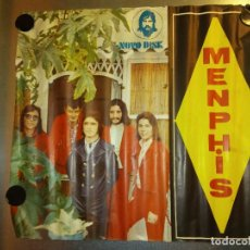 Carteles: AUTÉNTICO POSTER DE LOS AÑOS 60. MENPHIS. MEDIDAS 68*74 CM. Lote 219368208