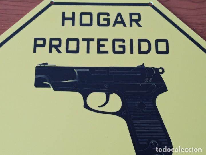 Carteles: Exclusivo cartel metacrilato hogar protegido. - Foto 4 - 220632885