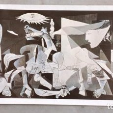 Carteles: GUERNICA PICASSO. Lote 222452568