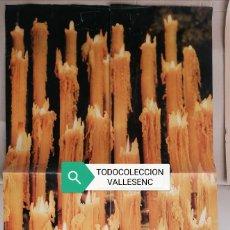 Carteles: GRAN CARTEL 62X100CMS SEMANA SANTA ESPAÑA. Lote 227191045