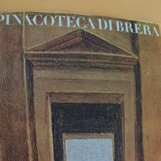 Carteles: CARTEL DE LA PINACOTECA DE BRERA EN MILANO. Lote 230987910