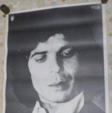 Carteles: CAMARON DE LA ISLA. ANTIGUO CARTEL AÑO 1980. FONOGRAM. TAMAÑO GRANDE.. Lote 237383370