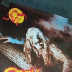 Affissi: OZZY OSBOURNE - BARK AT THE MOON. Lote 238497410