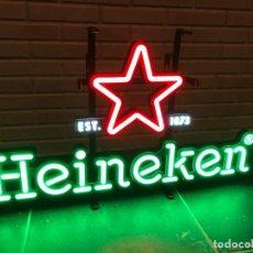 Affissi: CARTEL NEON HEINEKEN - NUEVO. Lote 238624505