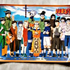 Affissi: CARTEL POSTER NARUTO - 38 X 53.CM. Lote 241435385