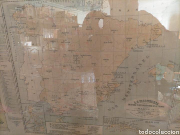Carteles: Mapa masónico del S.XIX (Edición limitada) - Foto 5 - 252221205