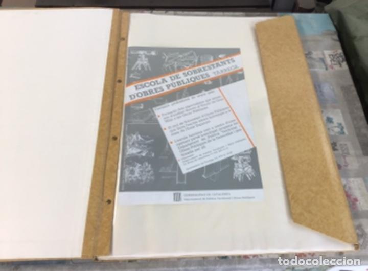 Carteles: CARPETA PARA GUARDAR POSTERS - GENERALITAT DE CATALUNYA - Foto 3 - 253613610