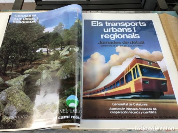Carteles: CARPETA PARA GUARDAR POSTERS - GENERALITAT DE CATALUNYA - Foto 7 - 253613610