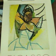 Carteles: CARTEL PICASSO. MUSEU PICASSO -AJUNTAMENT DE BARCELONA - FUNDACIO JOAN MARCH. 6 DESEMBRE 1977. Lote 262880175