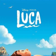 Affiches: POSTER DISNEY PIXAR - LUCA (POSTER 61 X 91,5). Lote 284634138