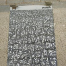 Carteles: CARTEL MURAL MUNDIAL 82 SEVILLA. Lote 289656698