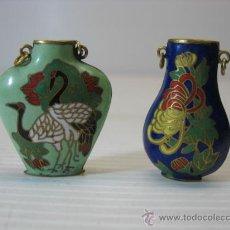 Doll houses - MOBILIARIO, CASITAS MUÑECAS, 2 JARRONES - 18122669