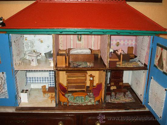 Casas de Muñecas: Casa de Muñecas Años 30 Fabricada de encargo en Denia - Foto 3 - 25241152