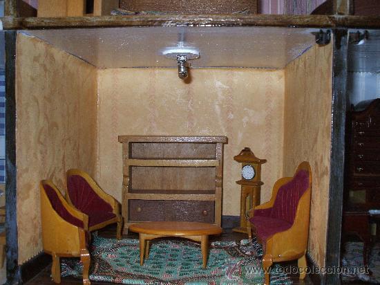 Casas de Muñecas: Casa de Muñecas Años 30 Fabricada de encargo en Denia - Foto 4 - 25241152
