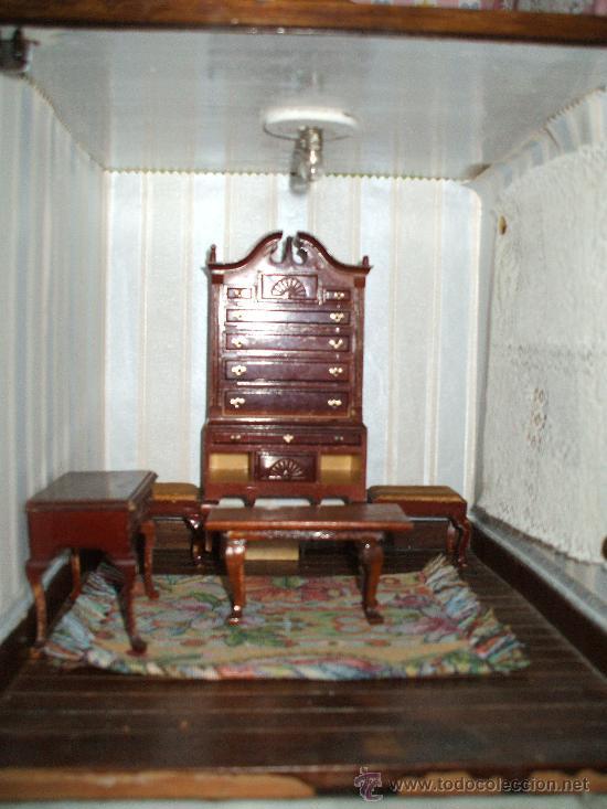 Casas de Muñecas: Casa de Muñecas Años 30 Fabricada de encargo en Denia - Foto 5 - 25241152