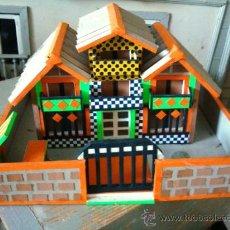 Casas de Muñecas: CASITA DE CARTON. Lote 26962506