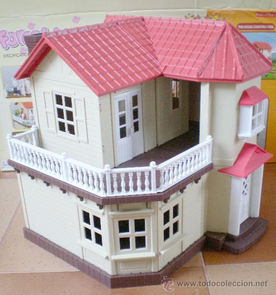 Sylvanian families casa vale para playmobil comprar for Casa playmobil precio