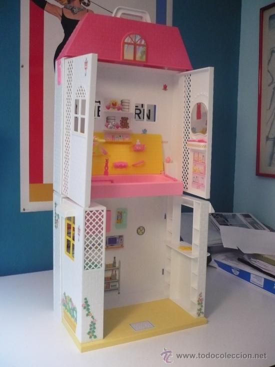 BarbieCon O Todo Nancy En De Model Vendido Casa Maletin Venta JcFTK13l