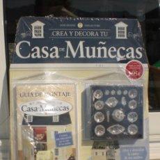 Casas de Muñecas: CREA Y DECORA TU CASA DE MUÑECAS - NÚMERO 1. Lote 195364593