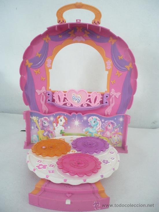 Teatro my little pony de hasbro ponys disco comprar - Casa de munecas teatro ...
