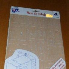 Casas de Muñecas: LOTE6043 FREGADERO PARA MONTAR CASA DE MUÑECAS. Lote 26069367