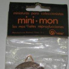 Casas de Muñecas: MINIATURAS PARA CASAS DE MUÑECA MINI-MON, ESPEJO. Lote 26890443