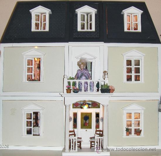 Impresionante Casa De Mu U00f1ecas Victoriana  Nueva